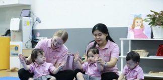 các chương trình giúp trẻ thành thạo tiếng anh
