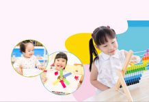 Các trò chơi khoa học cho trẻ mầm non